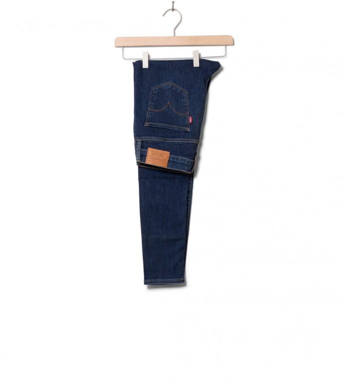 Levis Levis W Jeans 720 High Rise Super Skinny blue echo storm