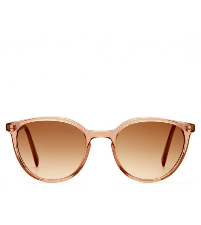 Viu Viu Sunglasses Kitten rose tan shiny