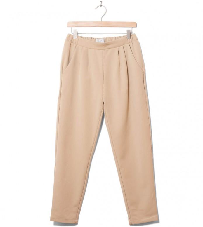 Minimum Minimum W Pants Sofja beige nomad