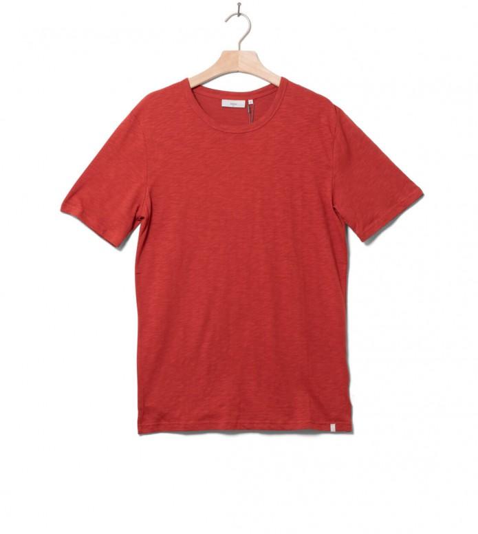 Minimum T-Shirt Delta red ochre S