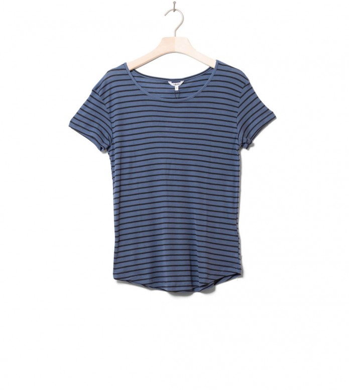 MbyM W T-Shirt Lucianna blue vintage moonless S