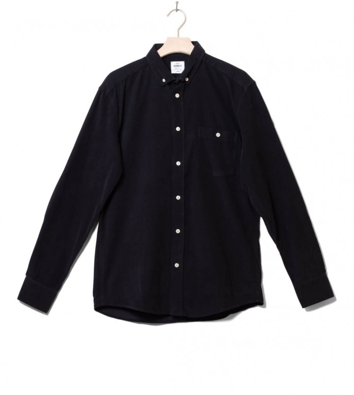 Klitmoller Collective Klitmoller Shirt Benjamin black