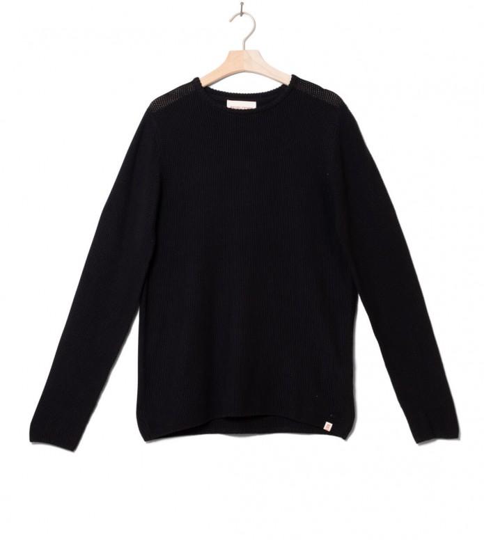 Revolution Knit Pullover 6007 black S