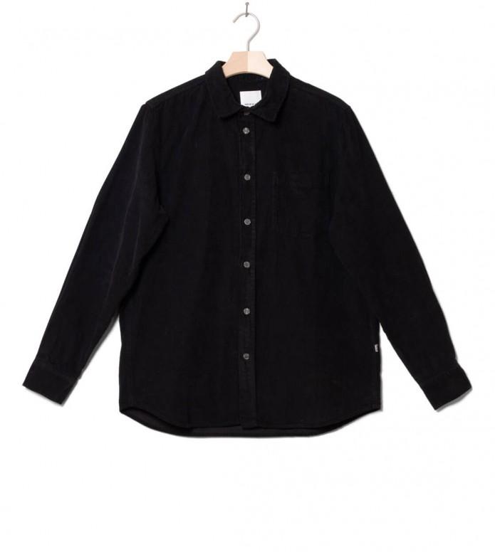 Wood Wood Shirt Aske black M