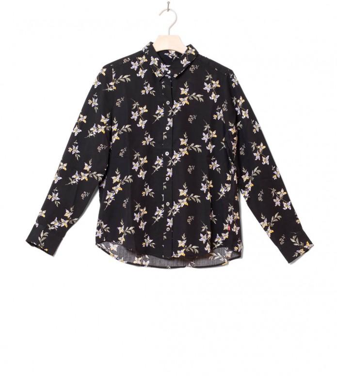 Levis Levis W Shirt Classic black vedit caviar