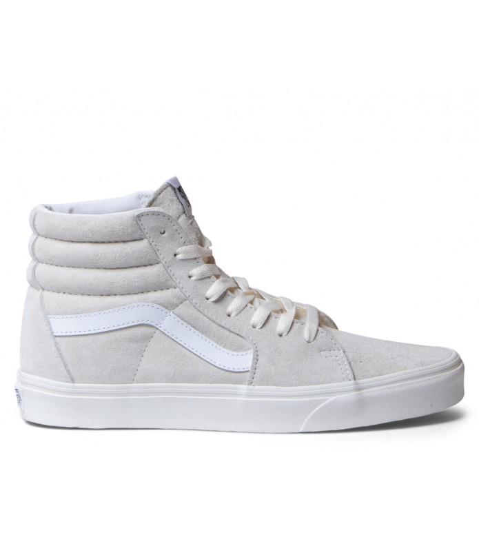 Vans Vans Shoes Sk8-Hi beige marshmallow white/true white