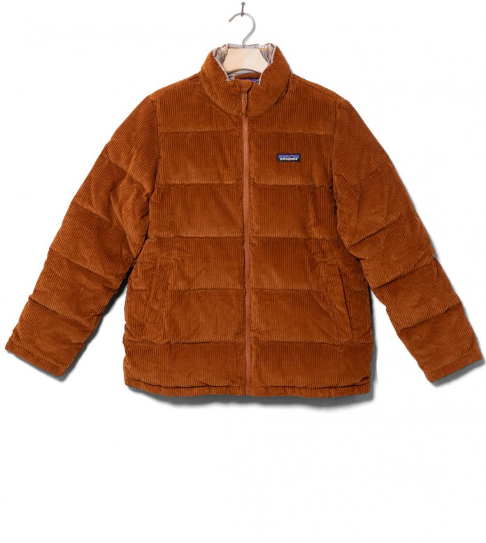Patagonia Patagonia W Winterjacket Cord Fjord brown wood