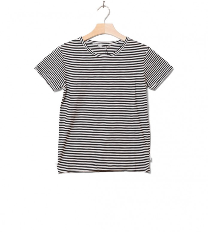 Wemoto W T-Shirt Goldie white off-black XS