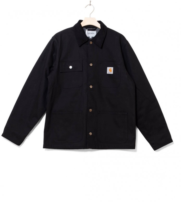 Carhartt WIP Carhartt WIP Jacket Michigan black rigid