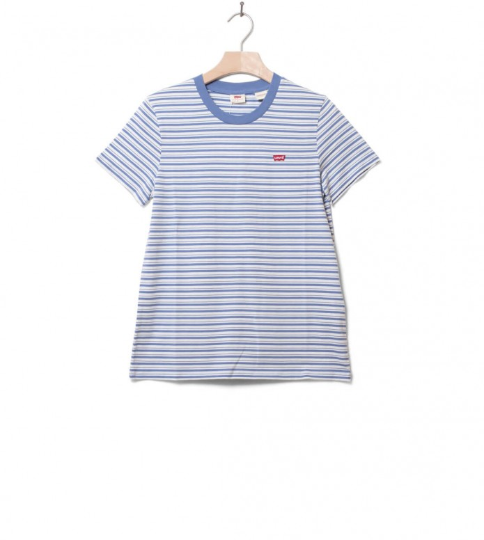 Levis Levis W T-Shirt Perfect Tee blue silphium