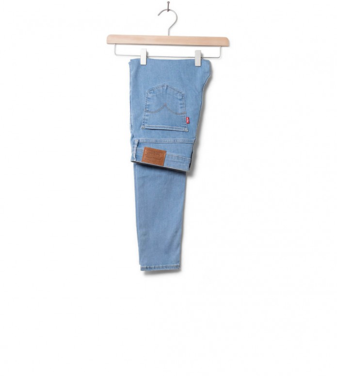 Levis Levis W Jeans 720 High Rise Super Skinny blue galaxy piece of cake