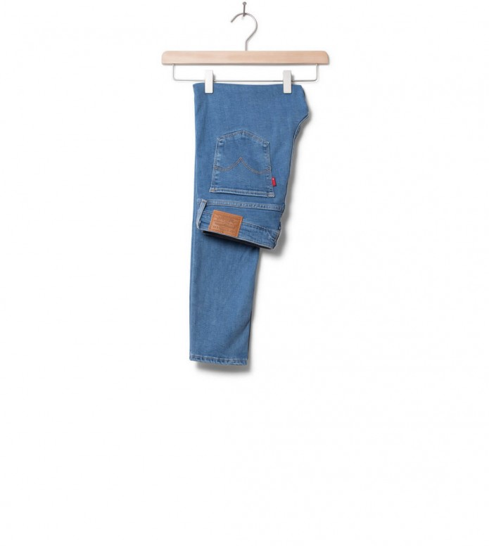 Levis Levis W Jeans 711 Skinny blue rio in limbo
