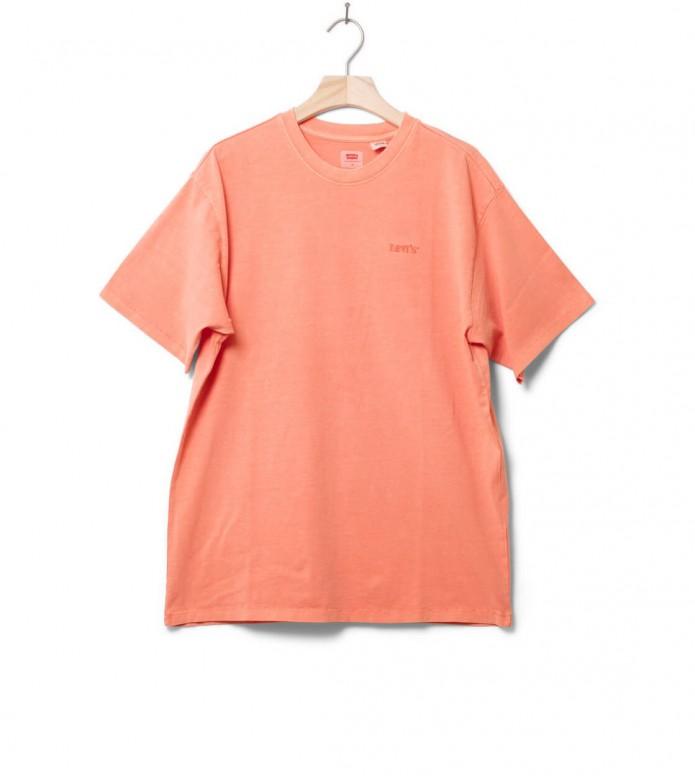 Levis Levis T-Shirt Vintage orange coral