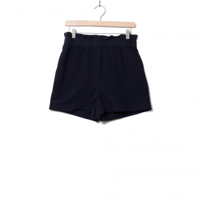 Wemoto Wemoto W Shorts Ash black/blue navy