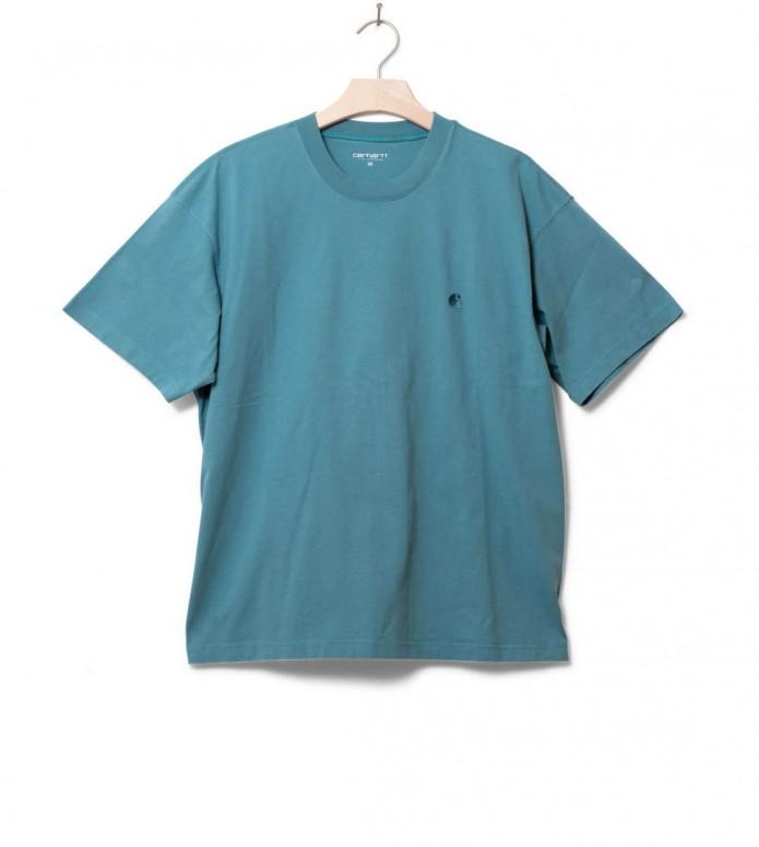 Carhartt WIP T-Shirt Sedona green hydro