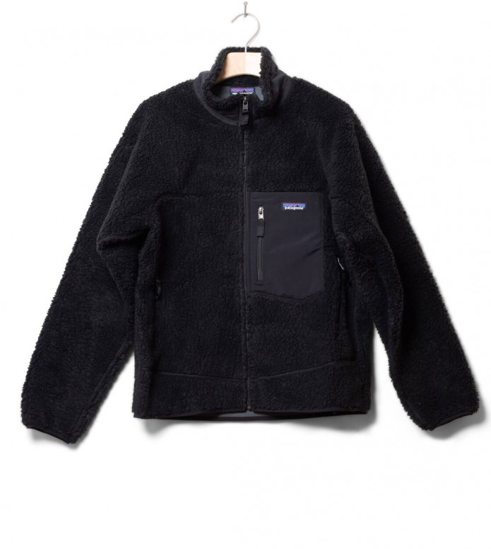 Patagonia Patagonia Jacket Classic Retro-X black washed