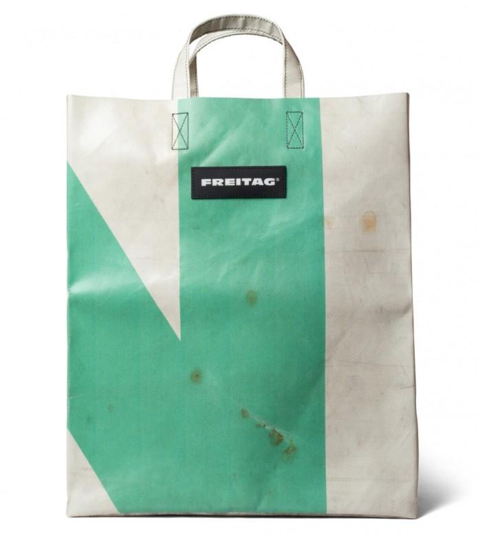 Freitag Freitag Bag Miami Vice white/green