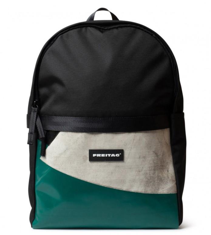 Freitag Freitag Backpack ToP Malcolm green/white/black