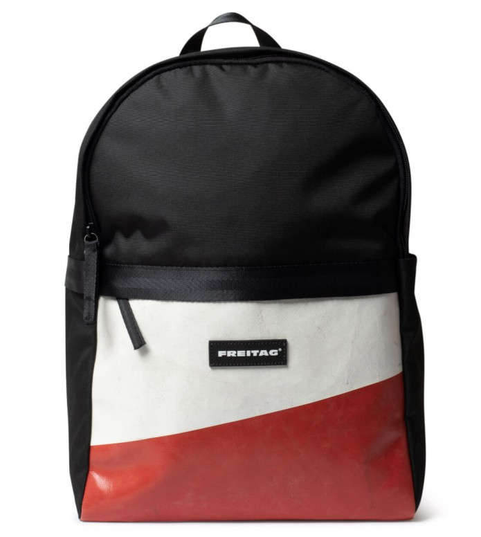 Freitag Freitag Backpack ToP Malcolm red/white