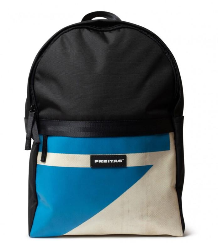 Freitag Freitag Backpack ToP Malcolm white/blue
