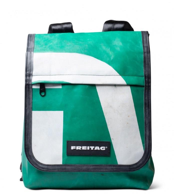 Freitag Freitag Backpack Fury green/white