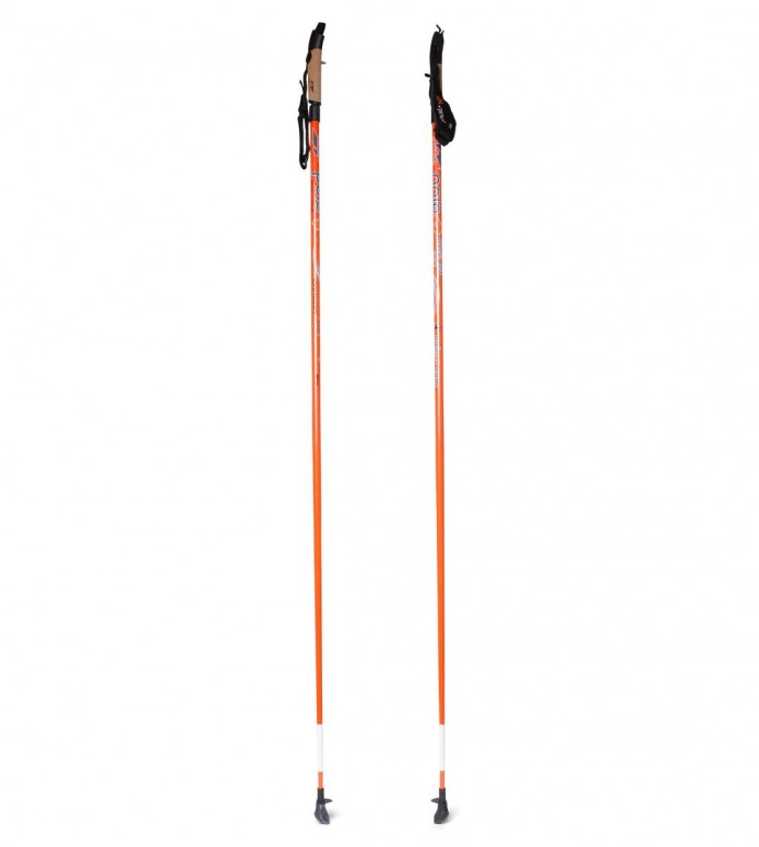 One 4 You Stoecke Komplett orange/black 165-190cm