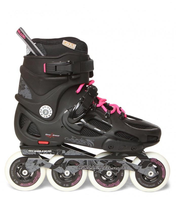 Rollerblade Rollerblade W Twister 80 Urban black/pink
