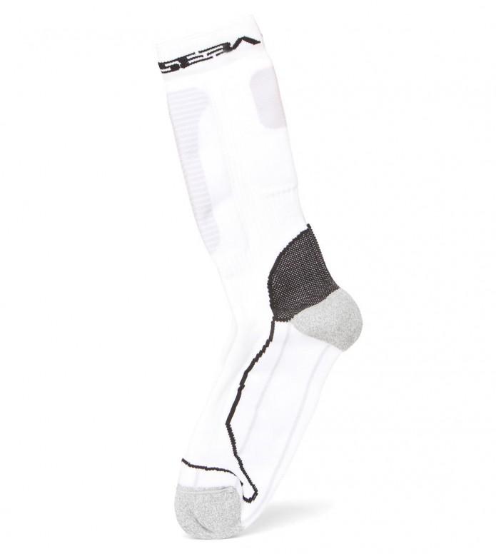 Seba Socks Nano Technology white/grey 46-48