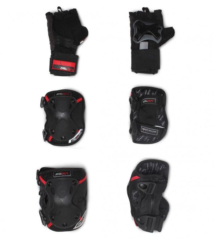 Seba Protection Pro Pack black S