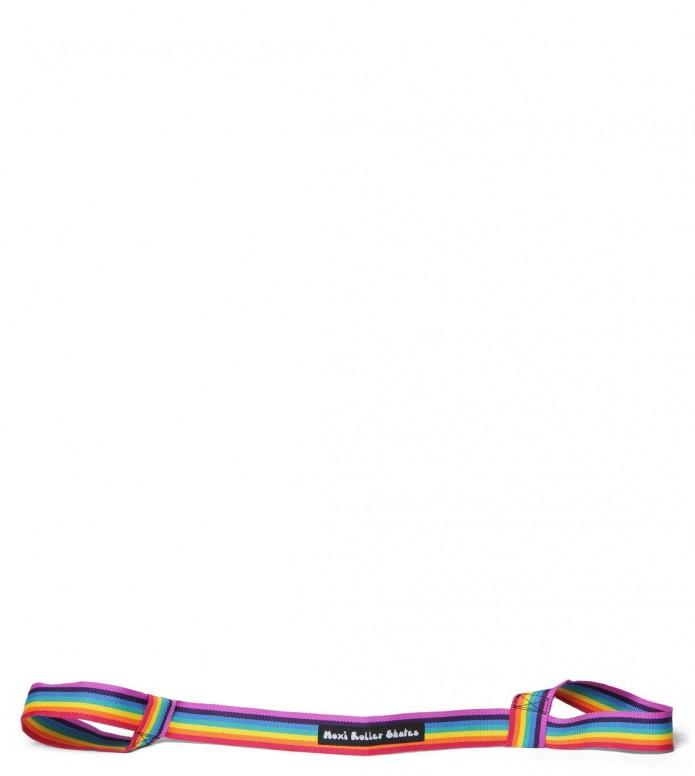 Moxi Roller Skate Leash multi rainbow