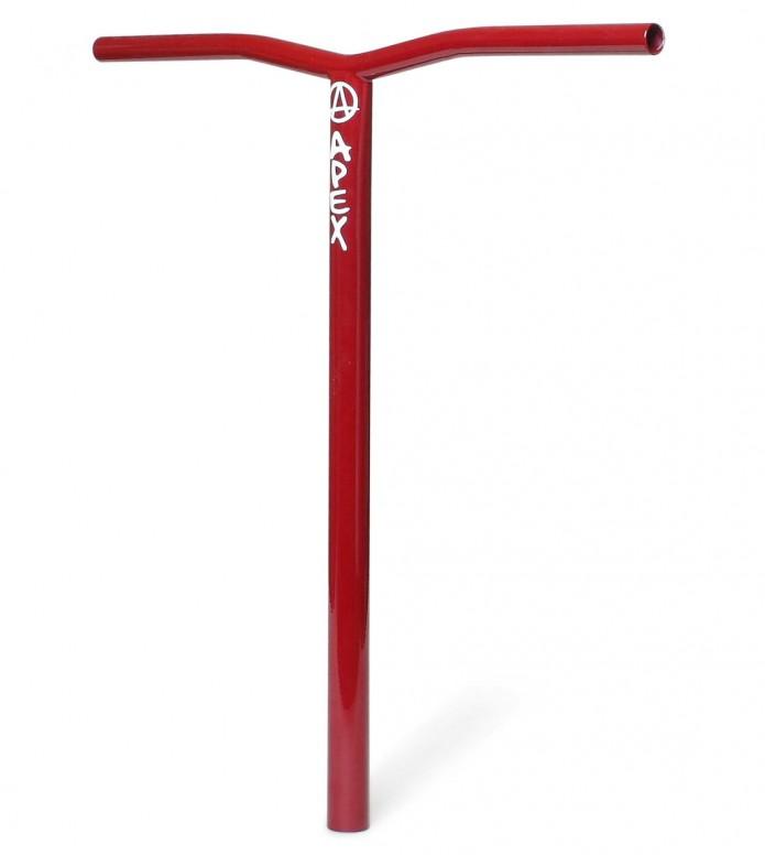 Apex Bar Pro Bol SCS Bat Wing red 610 x 570mm