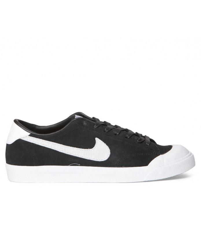 Nike SB Nike SB Shoes All Court CK QS black/white