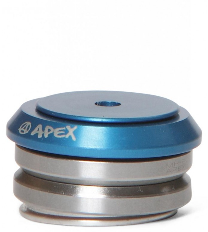 Apex Headset Integrated blue one size