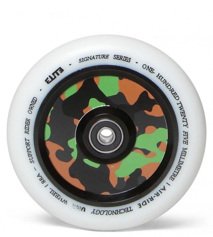 Elite Wheel Air Ride white Camo 125mm