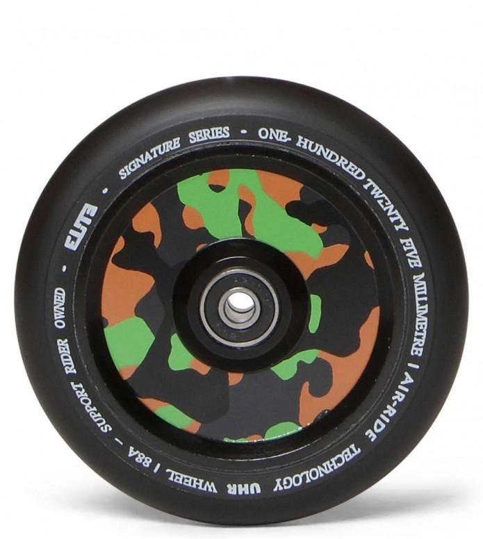 Elite Wheel Air Ride black camo 125mm
