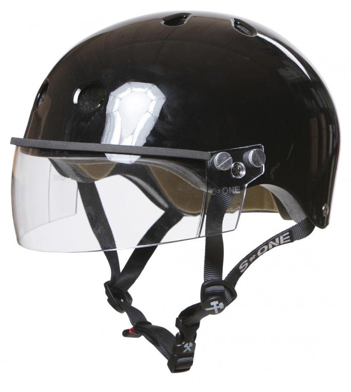 S1 S1 Helmet S1 Lifer Visor black gloss
