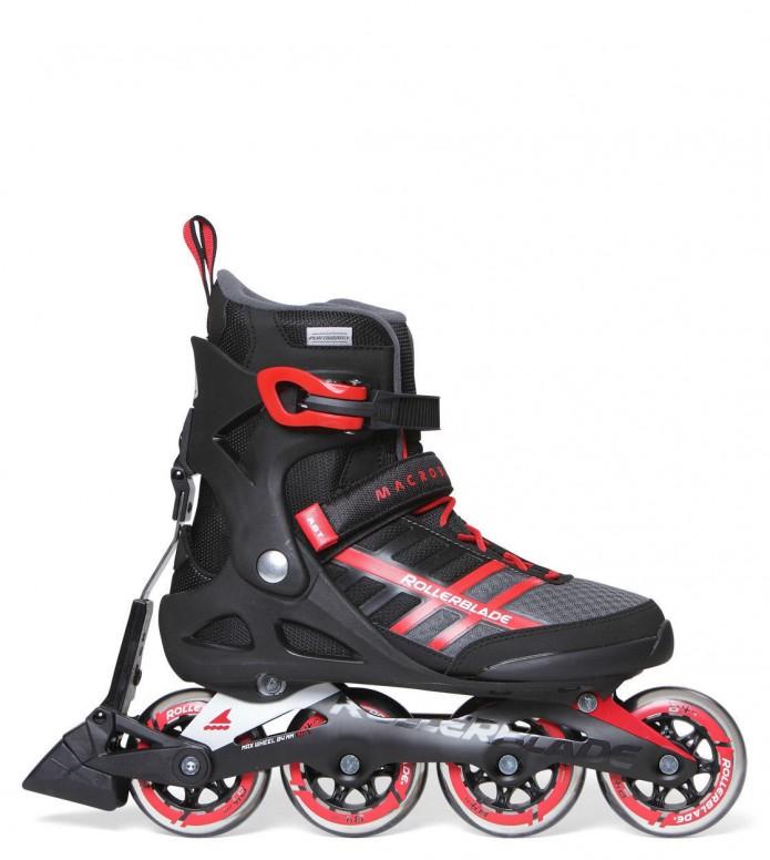 Rollerblade Rollerblade Macroblade ABT 84 black/red