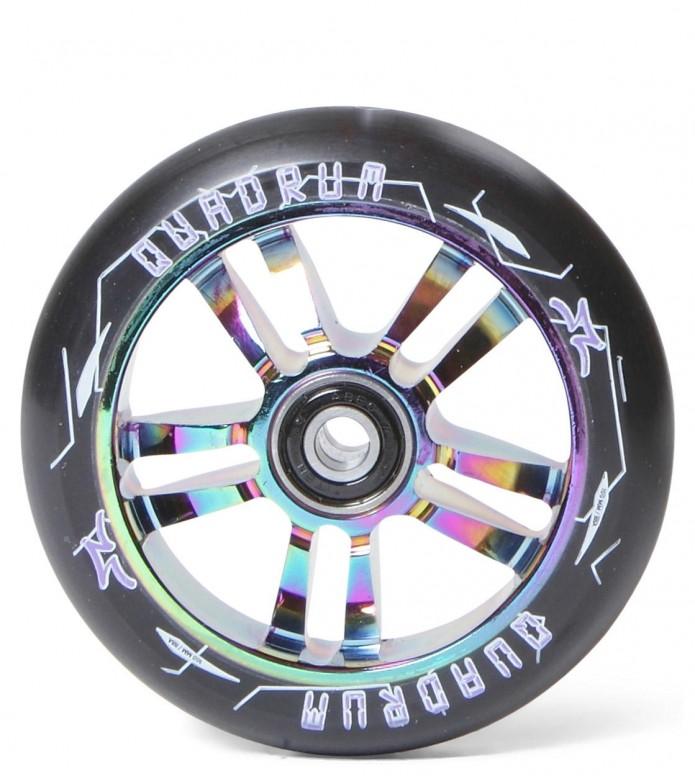 AO Wheel Quadrum 10-Star 100er rainbow