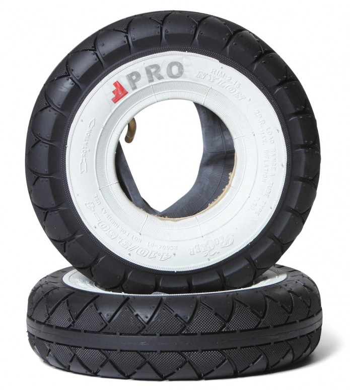 Rocker Tyres Street Pro Pair black/white