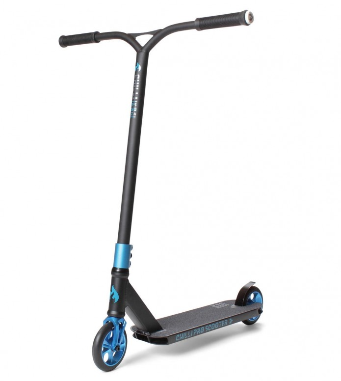 Chilli Pro Scooter Chilli Scooter Reaper Reloaded Ghost black/blue