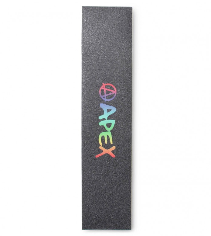 Apex Griptape Rainbow black