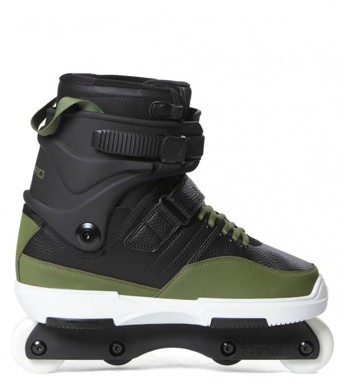 Rollerblade Rollerblade NJ Pro black/green army