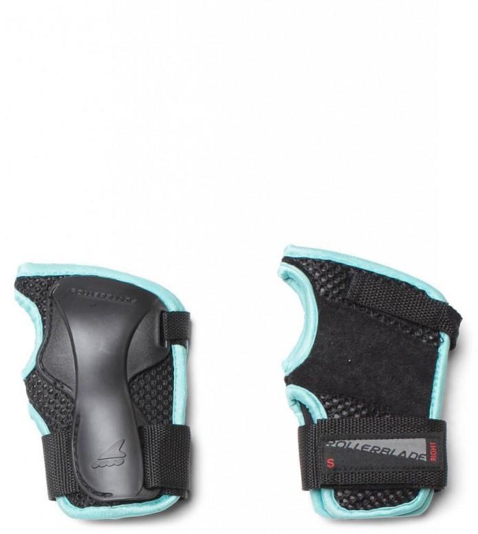 Rollerblade W Protection Wrist Guard X-Gear black/aqua L