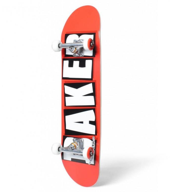 Baker Baker Complete Logo red