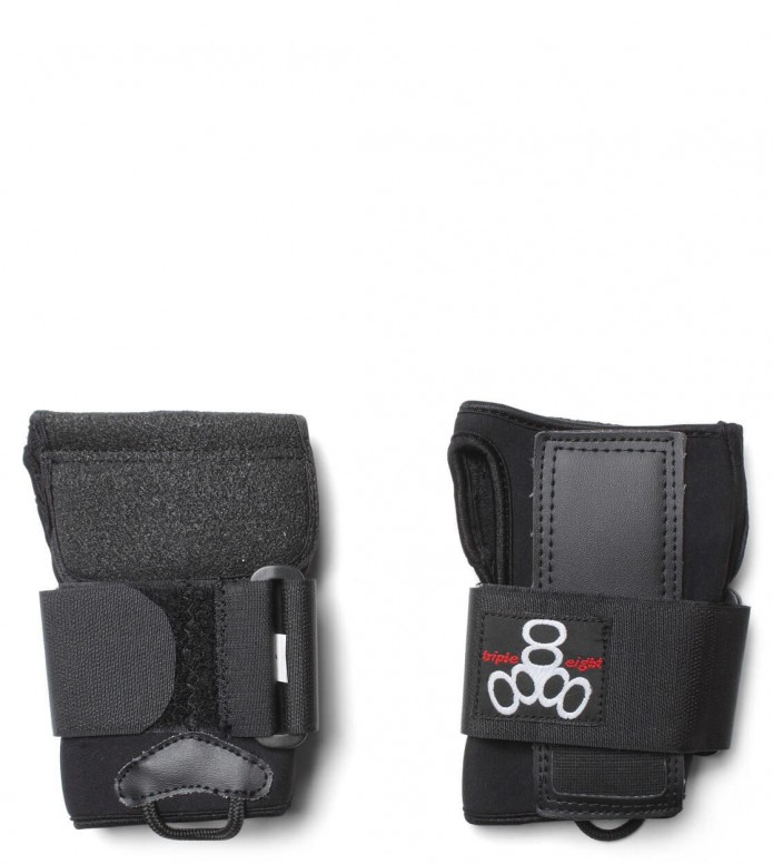 Triple 8 Protection Anti-Gloves black S