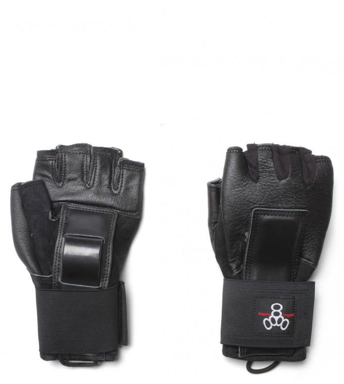 Triple 8 Protection Hired Hands black S