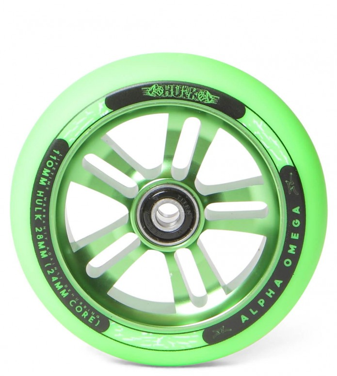 AO Wheel Hulk 110er green/green