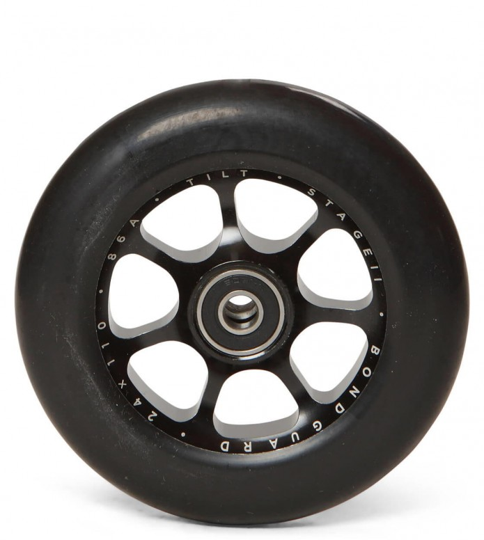 Tilt Wheel Stage II 110er black
