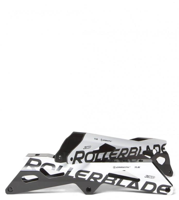 Rollerblade Frame 3WD 110 black 3x 110mm