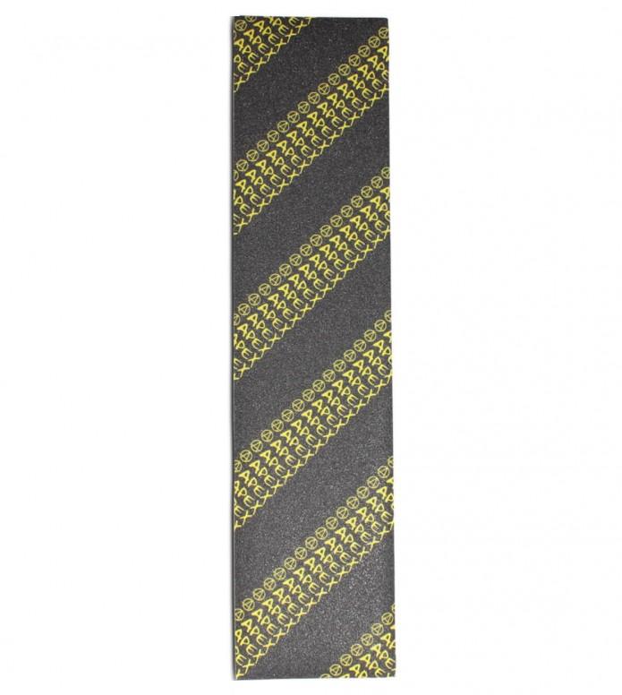 Apex Griptape Caution black/yellow